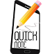Quick Note, One click note by AppsCrowd