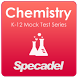 Chemistry Class 12 Mock Test 3 by Specadel Technologies Private Limited