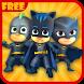 Subway Masks Heroes by BEST GAMES DEV