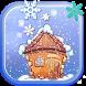 Winter Snow by The World of Digital Clocks