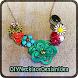DIY Necklace Design Idea by Ashlalayo