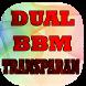Delta BM Transparan Dual Pro 2017 by Kun Ephendik