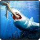 Angry White Shark Attack World by Digital Toys Studio
