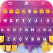 Flower Emoji Keyboard by Colorful Design