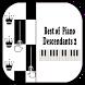 Descendants 2 of Piano Tiles by Lakoe Dev