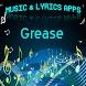 Grease Lyrics Music by DulMediaDev