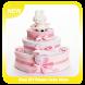 Easy DIY Diaper Cake Ideas