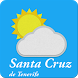 Santa Cruz deTenerife - tiempo by Dan Cristinel Alboteanu