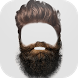 Beard Hair Style Camera Editor by TheApps