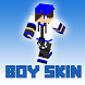 HD Boy Skins for Minecraft PE by Ciskro Apps
