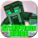 Guide for Minecraft PE : Story Mode - Season Two by Skins & Addons PE