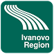 Ivanovo Region Map offline by iniCall.com