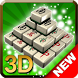 3D Mahjong Solitaire FREE