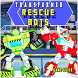 Guide Transformers Rescue Bots by LE NGUYEN STUDIO