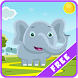 Baby Games Animal Sounds Free by Project77