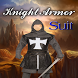Knight Armor suit by clair millennium apps