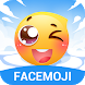 Funny Drop Emoji Sticker by freeemojikeyboard