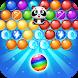Panda story: Bubble mani by Bubble Puzzle