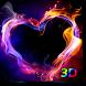 Heart Live Wallpaper by eNIX solution