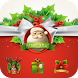 Merry Christmas Bow theme 3D by cool theme design personalization phone