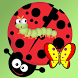 Insects for toddlers by Paibull