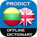 Lithuanian English dictionary by ProDict