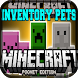 Pets Inventory Mods for MCPE by redstonedev