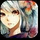 Kawaii Anime Girl Keyboard by livewallpaperjason