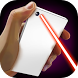 Simulator Laser Fake by Fake Apps And Games