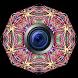 Kaleidoscope Magic Camera Free by Toyly.net