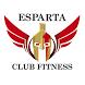 Esparta Club Fitness by Zuinq Studio