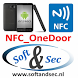 NFC One Door by Soft & Sec by P.Verhees InstallSecurity commissioned by Soft&Sec