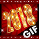 New Year 2018 GIF