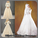 Hijab Wedding Dresses by dipdroid