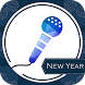 Record And Sing New Year Karaoke by Asha Marcus