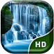 Forest Waterfall Live Wallpap by Quentin Country Design