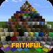 Faithful PE Mod MCPE by Mcclegern