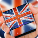 UK FLag Keyboard Theme by Sexy Theme for Smart Phone