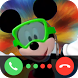 Call from Mickey video Mouse by call-from-pranks