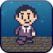 Retro Pixel Star Street Walk by Droid Casual