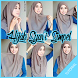 Tutorial Hijab Syar'I Simpel by Woochi Developer