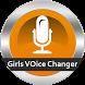 Girls Voice Changer Voice by Apps Studio Fun