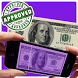 Counterfeit Money Detector Fun by GWNT Apps