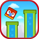 Geometry Bird : meltdown jump by ILYA Games