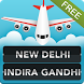 FLIGHTS New Delhi Airport by FlightInfoApps.com