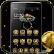 Gold Theme black gold diamond by Amazing Wallpaper & Themes