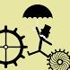 Umbrella Man by Bee Guys