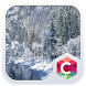 Winter Day CLauncher Theme by CG-Live-Wallpapers