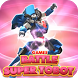 Super Tobot Battle Games by Natalie Bang Bang LLC