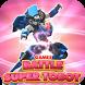 Super Tobot Battle Games by Natalie Bang Bang LLC